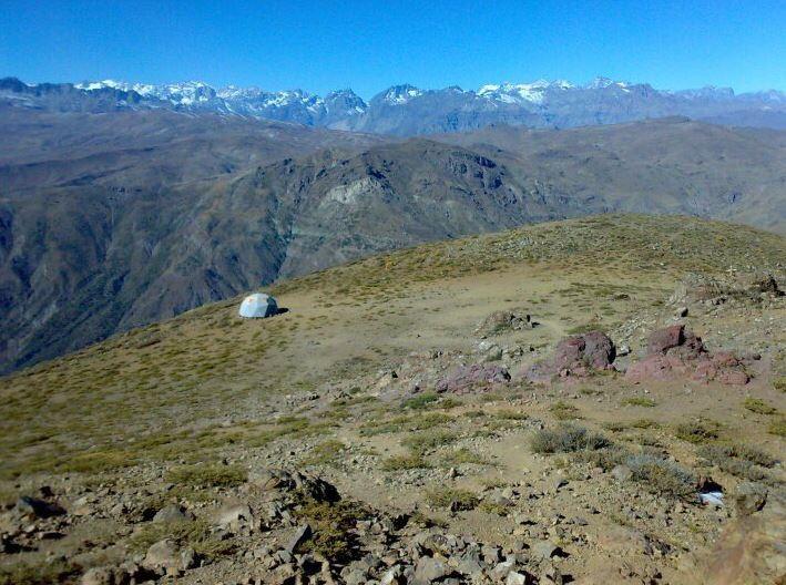 Cerro Provincia sábado 14 de Marzo