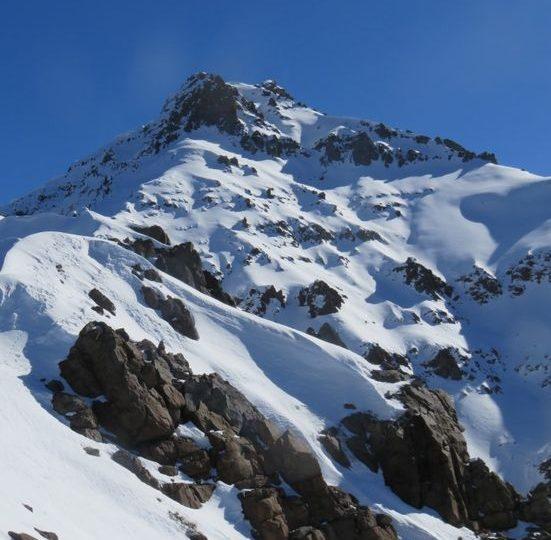 Cerro San Gabriel – 11 y 12 de Julio
