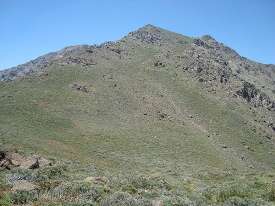 Trekking Cerro Minillas 20 de Febrero